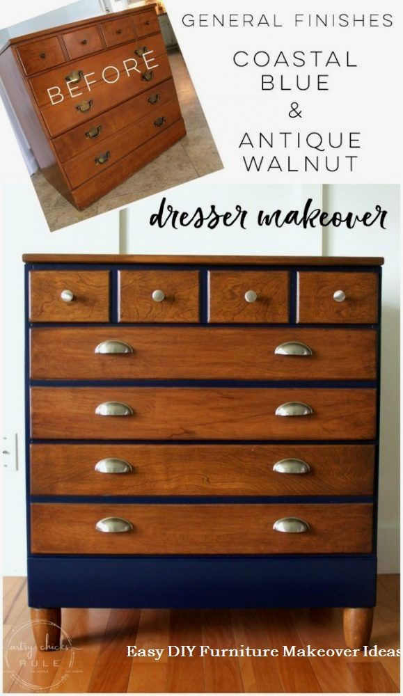 old furniture makeover. 22 Amazing Ways To Turn Old Furniture Into New Beautiful Things Through DIY Tricks: 2 An Cabinet A Storage Space | \u0026 Crafts Home Decor Makeover