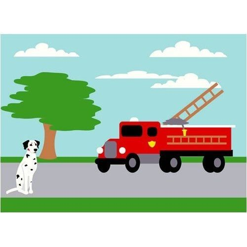 54 best Firetruck bedroom images on Pinterest | Fire truck ...