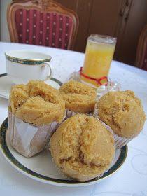 Kreasi Dapur Iis Sukendar: Kue Mangkok Kentang Mekar