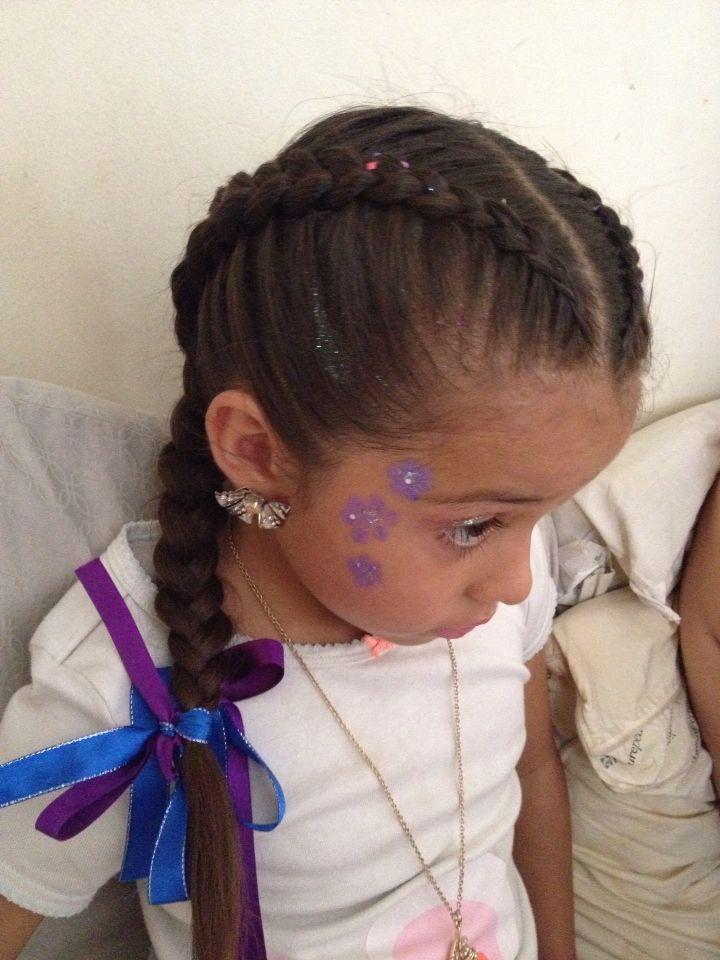 Mexican Braid Braided Hairstyles Hair Styles Beauty Hacks