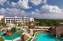 Paradisus Playa del Carmen La Esmeralda - Hotel in Playa del Carmen - MEXICO An all inclusive beach resort paradise for the whole family.