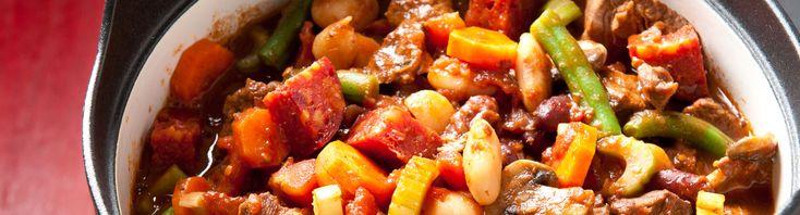 Heerlijke winterse stoofschotel met échte winterse ingrediënten