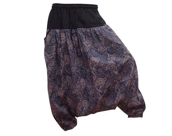 Harem Pants / Baggy Pants / Aladdin Pants / Yoga by AsianCraftShop, $21.00 #WinatomAddmefastBot