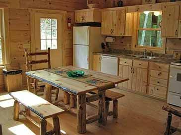 No link for more info but this one wall kitchen is cute, Table gives extra work space.