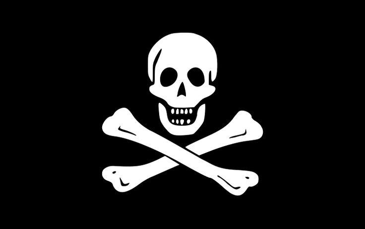 skull and bones flag