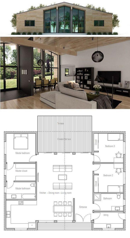 Simple Floor Plans For Houses 1 Floor House Plans Simple 1 Floor House Plans Simple