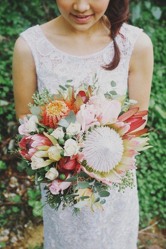 BEN & KAT'S WEST AUSTRALIAN BUSH WEDDING via nouba.com.au