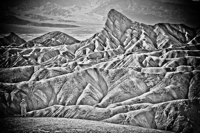 Death Valley, via Flickr.