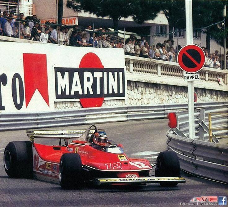 Powerslide Car: Gilles Villeneuve On Pinterest