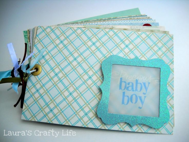 Advice book--good for a baby shower gift or activity/game at a baby shower