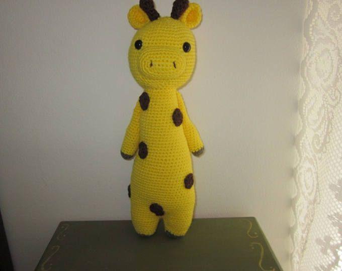 Giraffe Toy, Giraffe Doll, Giraffe Plushie, Giraffe Stuffed Toy