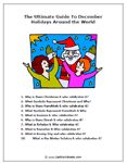 Lesson Plans for all major holidays in all different subject areas with resources @teachnology