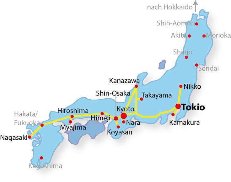 Japan Rundreise Vorschläge für eine Japan Rundreise über 1 Woche, 2 Wochen oder 3 Wochen. Ausserdem Tipps zu speziellen Reisen in Japan wie Skifahren, Baden und Wandern. Japan entdeckt man am besten auf eigene Faust- die Planung eines Urlaubs in … Weiter