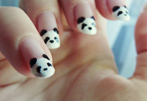 Art- for the nails. I'll be trying this