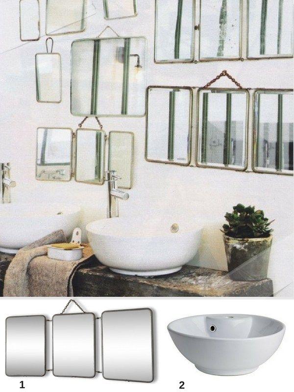 1000 images about salle de bains on pinterest belle - Idee deco salle de bains ...