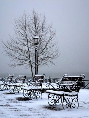 Winter.. Ioannina, Epirus, Greece