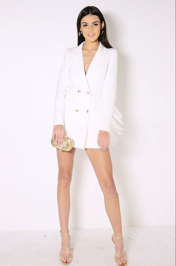 19+ Blazer dress with fringe ideas