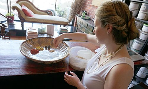 Karina Templeton Chinese Medicine Practitioner