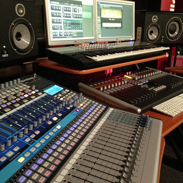 Amazing 1000 Images About Awesome Recording Studio Shots On Pinterest Largest Home Design Picture Inspirations Pitcheantrous