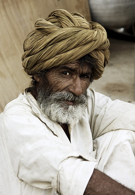 old Indian man | Flickr - Photo Sharing!