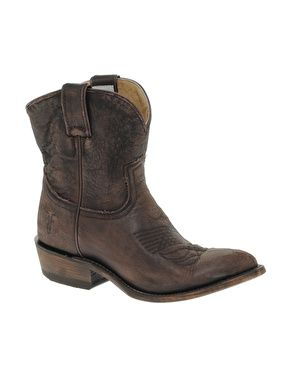 Frye billy short cowboy ankle boots. $370.66