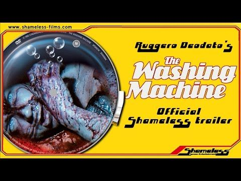 Ruggero Deodato's The Washing Machine (1993): Official Shameless Trailer - SHAM044 - YouTube