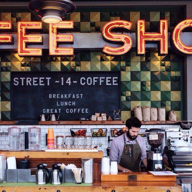 Street 14 Coffee | Astoria, Oregon