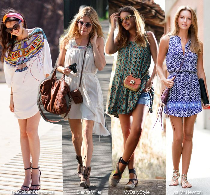 1000  images about Boho summer clothing on Pinterest  Loose buns ...