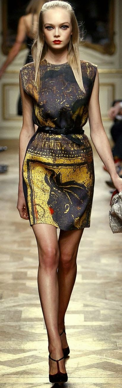 in Gucci - could be a scarf turned into a dress Beautifuls.com Members VIP Fashion Club 40-80% Off Luxury Fashion Brands