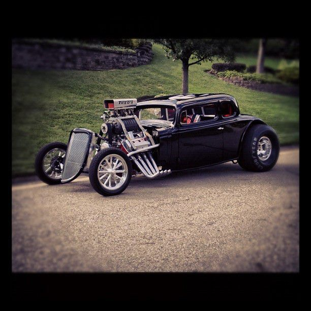 Best Muscle Cars And Rat Rods Images On Pinterest Rat Rods