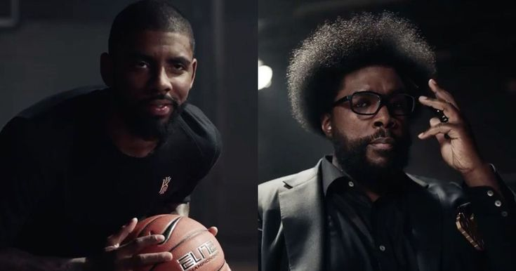 #world #news Kyrie Irving and Questlove make basketball music in hypnotic new Nike ad