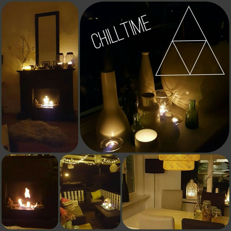 Candles make our life better... Positivity Light Warmth Strength Love ♡ Chill Time