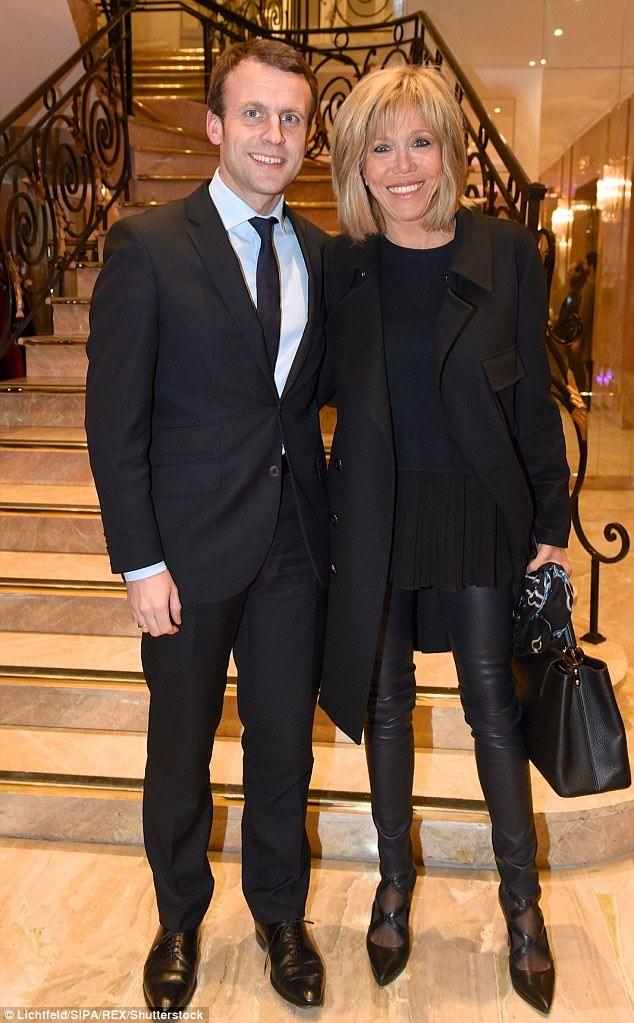 Brigitte Macron Channels Melania Trump And Jackie Kennedy