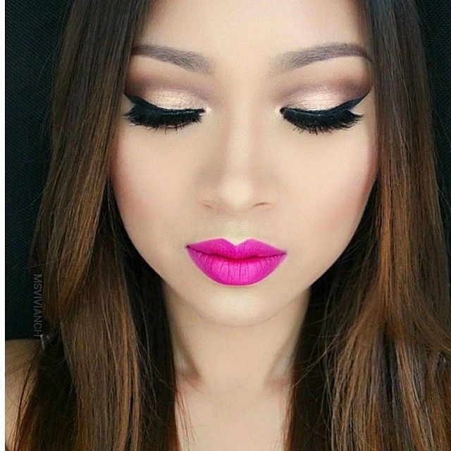 Best 25+ Bright Pink Lipsticks ideas on Pinterest | Bright ...