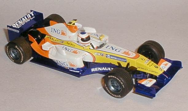 Scalextric car C2864 Renault R28 ING Piquet for sale
