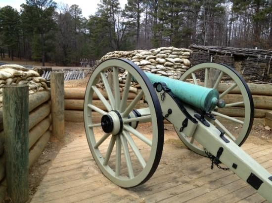 Petersburg National Battlefield Park:   The Siege of Petersburg: The Longest Military Event of the Civil War