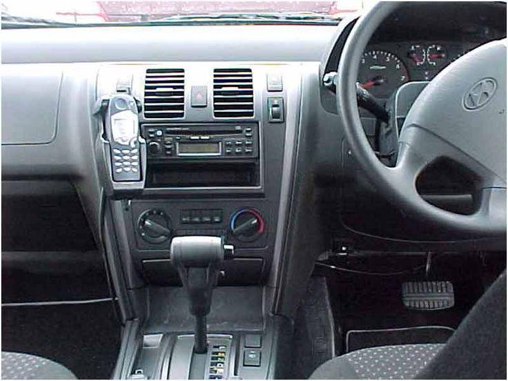 HYUNDAI Terracan CRDI 4WD