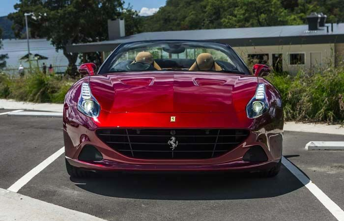 2018 Ferrari California T overview