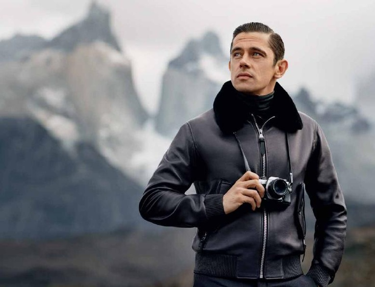 Louis Vuitton Collection Homme at Torres del Paine National Park.