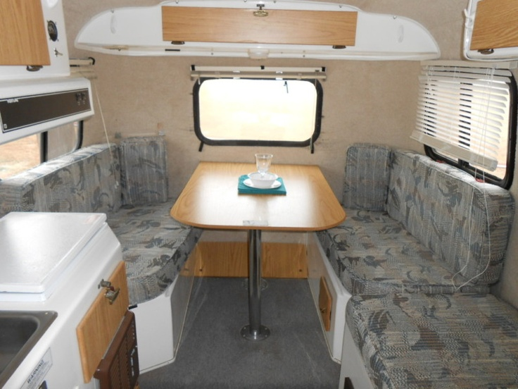 Casita travel trailer 2001 16 39 in rvs campers ebay for Small casita designs
