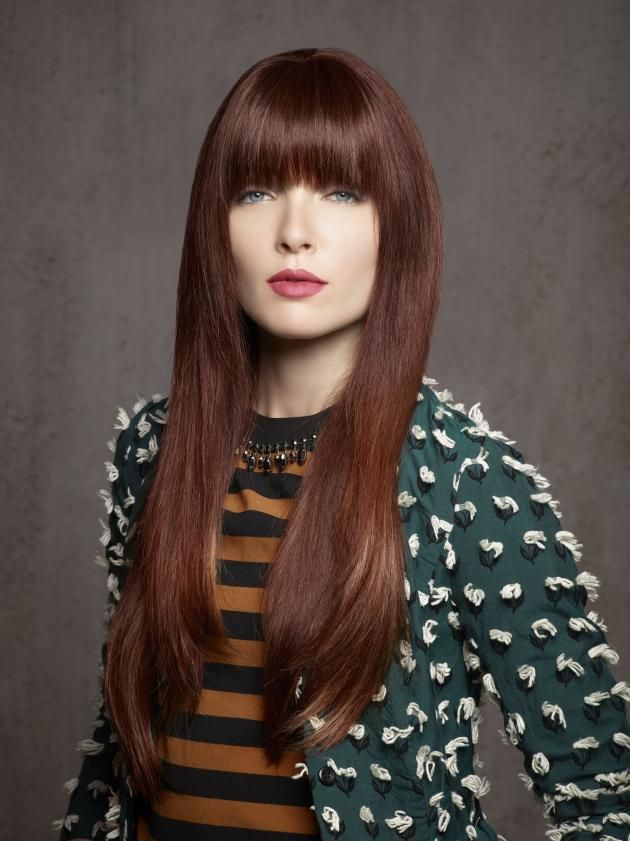"""Victoria Casciola, master educator & platform artist for #Hotheads hair extensions, is loving tape in extensions. """"They allow for versatility,"""" she says. """"They are easy to apply, easy to remove and leave no residue. That is what really makes the difference."""""""