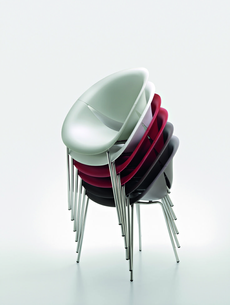 Restaurant Chair So Happy From MaxDesign, Designer Marco Maran    Www.rohde Grahl