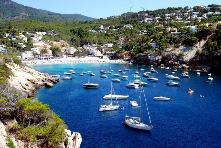 Mid-August in Ibiza? Book today. That's when buying flights saving