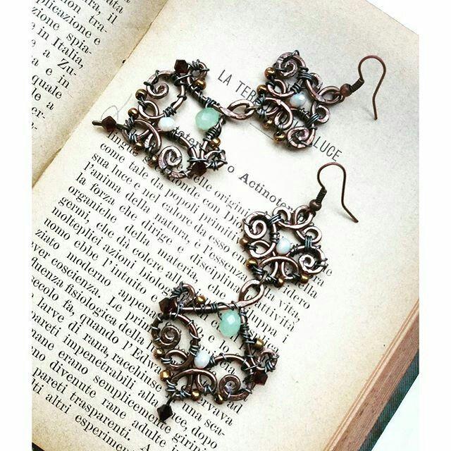 57 best Wiro Wire Jewelry images on Pinterest | Wire jewelry, Wire ...