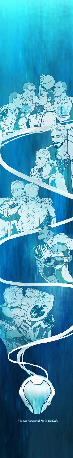 Pacific Rim - For Love, For Family, For the One. by ~shadowfree99