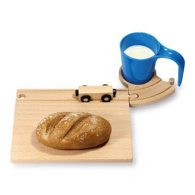 Frühstücksset Eisenbahn | Küchenzubehör, Tischware