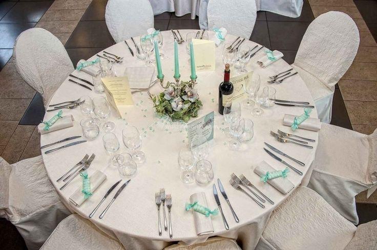 Particolare cura per gli allestimenti... - Relais Bellaria Hotel & Congressi