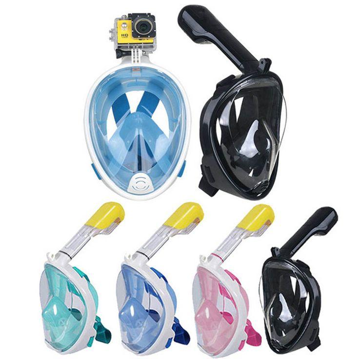 Scuba Schnorchel Maske für tauchen Anti gesicht schnorcheln maske speerfischen mit Anti-skid Ring Schnorchel maske für schwimmen