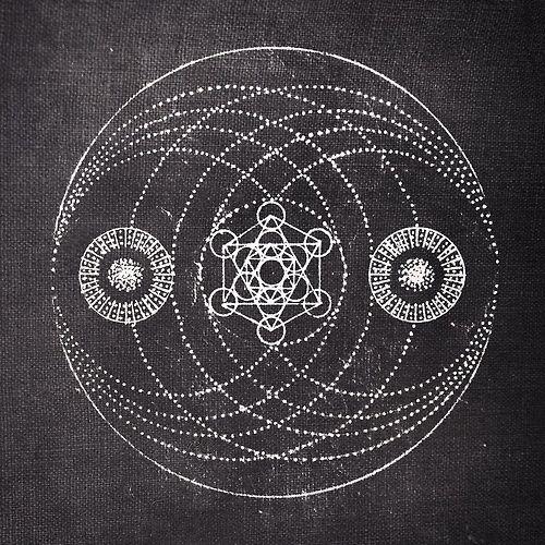 Sacred Geometry :: Under bust tattoo