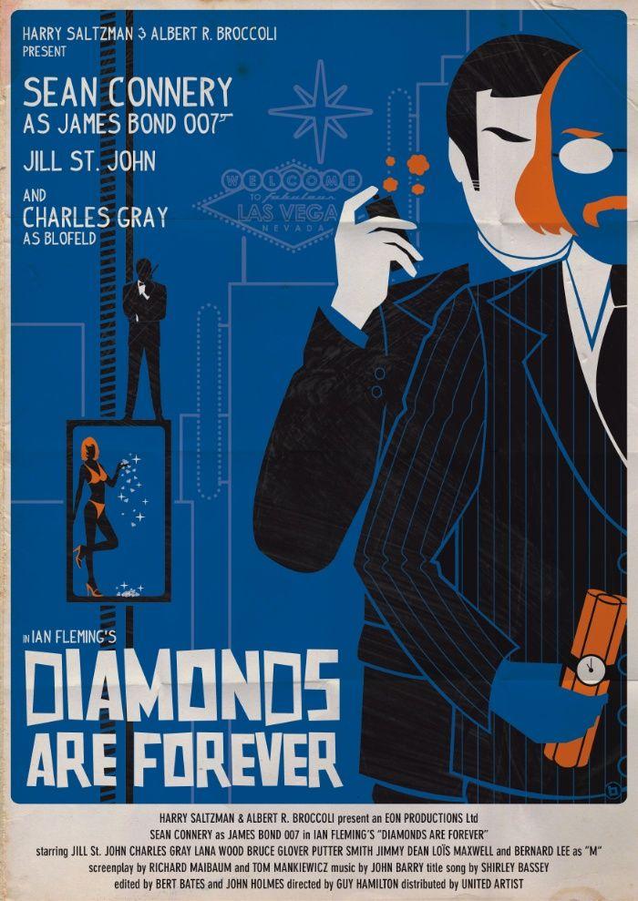 A Year of Spy Films 86/365 Diamonds Are Forever (1971 United Kingdom) The International Spy Film Guide Score: 8/10 #isfg #spyfilmguide #jamesbond #ianfleming #seanconnery #blofeld #moonbuggy #spymovie #spyfilm #shirleybassey #guyhamilton #johnbarry #alainbossuyt https://www.kisskisskillkillarchive.com